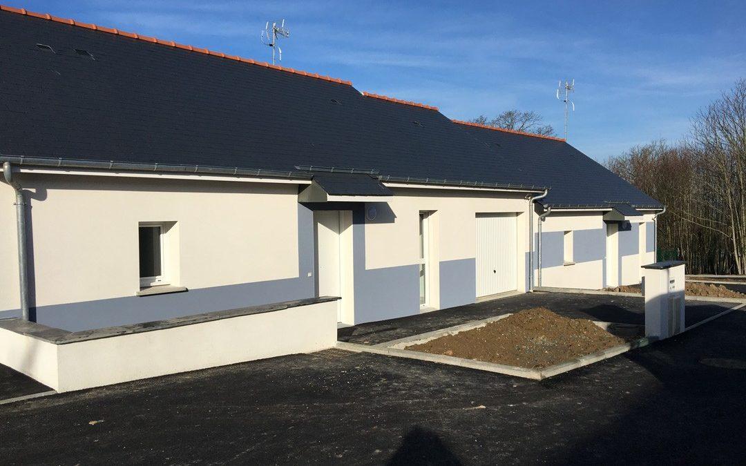 Livraison de qualité : 8 logements locatifs sociaux à MARSAC/DON